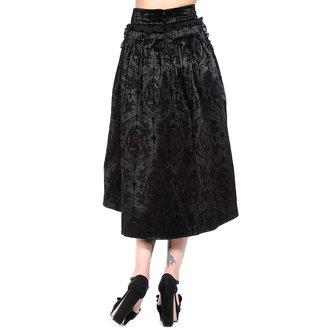 sukně dámská BANNED - Black, BANNED