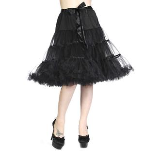 sukně dámská (spodnička) BANNED - Black - SBN221