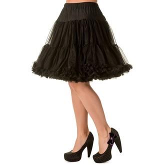 sukně dámská (spodnička) BANNED - Black, BANNED