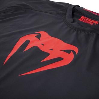 tričko pánské (termo) VENUM - Contender Compression - Red Devil