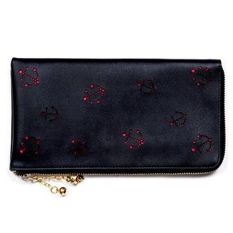 peněženka (psaníčko) BANNED - Black, BANNED