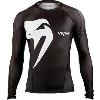 tričko pánské s dlouhým rukávem (termo) VENUM - Giant Rashguard - Black, VENUM