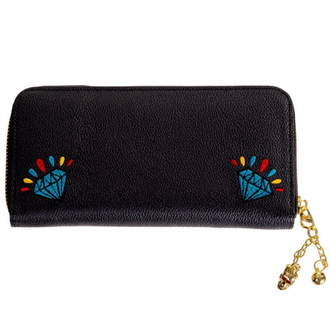peněženka BANNED - Black, BANNED