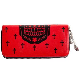 peněženka BANNED - Red, BANNED