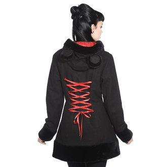 kabát dámský BANNED - Black, BANNED