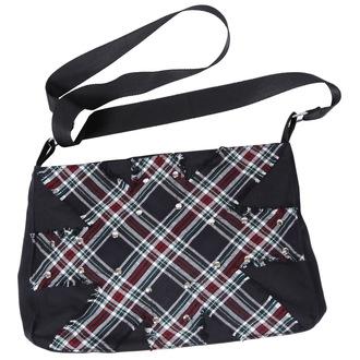 taška (kabelka) DEAD THREADS - Black - BG141