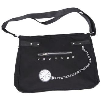 taška (kabelka) DEAD THREADS - Black - BG147