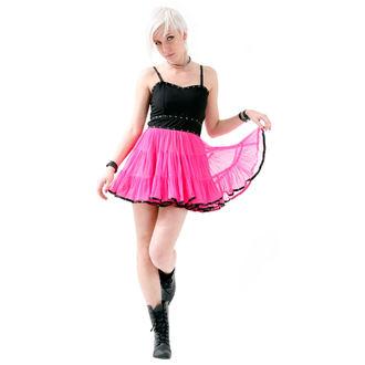šaty dámské DEAD THREADS - Pink, DEAD THREADS