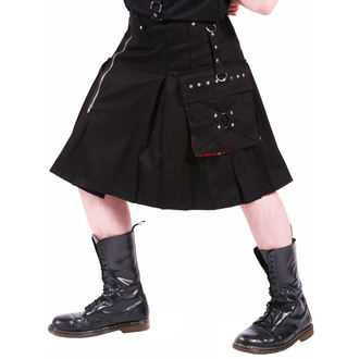 kilt pánský DEAD THREADS - Black, DEAD THREADS