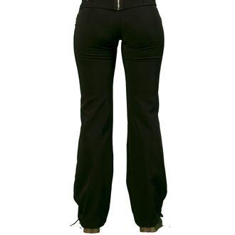 kalhoty dámské DEAD THREADS - Black