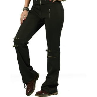 kalhoty dámské DEAD THREADS - Black, DEAD THREADS