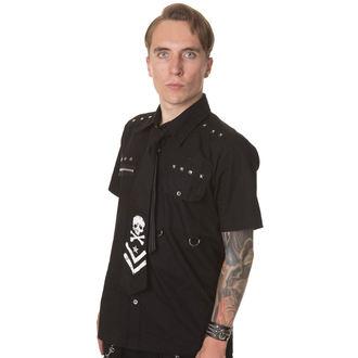 kravata pánská DEAD THREADS - Black