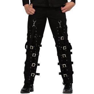 kalhoty (unisex) DEAD THREADS - Black