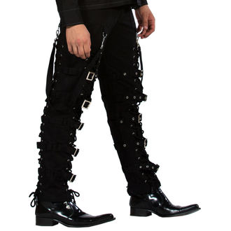 kalhoty (unisex) DEAD THREADS - Black, DEAD THREADS