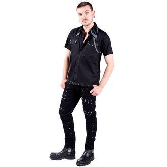 kalhoty pánské DEAD THREADS - Black