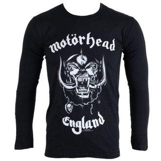 tričko pánské s dlouhým rukávem Motörhead - England - BRAVADO EU - MHEADLST03MB, BRAVADO EU, Motörhead
