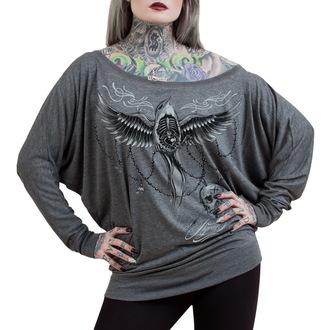 tričko dámské s dlouhým rukávem HYRAW - Swallow, HYRAW