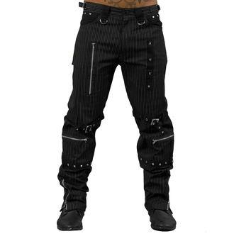 kalhoty pánské DEAD THREADS - Black - TT9737