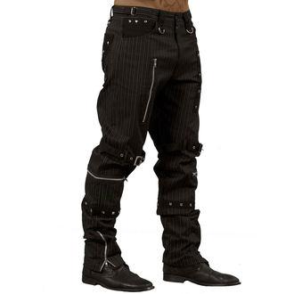 kalhoty pánské DEAD THREADS - Black, DEAD THREADS