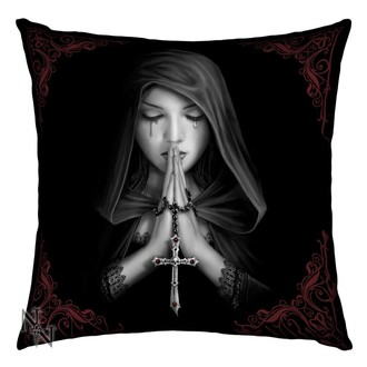 polštář ANNE STOKES - Cushion Gothic Prayer, ANNE STOKES