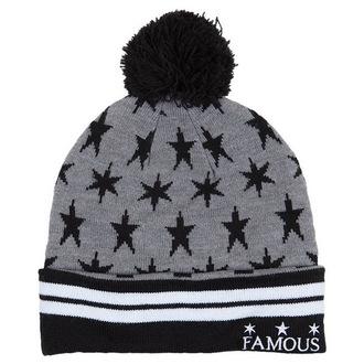 kulich FAMOUS STARS & STRAPS - Lunar Pom - Grey - FH03150030