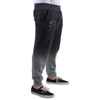 kalhoty pánské (tepláky) FAMOUS STARS & STRAPS - Fader - Black, FAMOUS STARS & STRAPS