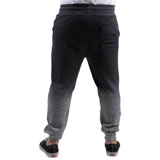 kalhoty pánské (tepláky) FAMOUS STARS & STRAPS - Fader - Black