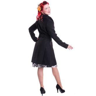 kabát dámský ROCKABELLA - Lynn - Black