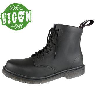 boty 8 dírkové ALTERCORE - Vegetarian - Black, ALTERCORE