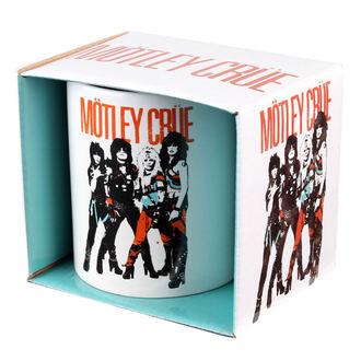 hrnek Mötley Crüe - Vintage - ROCK OFF, ROCK OFF, Mötley Crüe