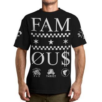 tričko pánské FAMOUS STARS & STRAPS - Times