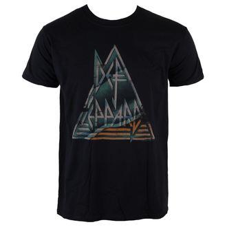 tričko pánské Def Leppard - Pyramid - LIVE NATION, LIVE NATION, Def Leppard