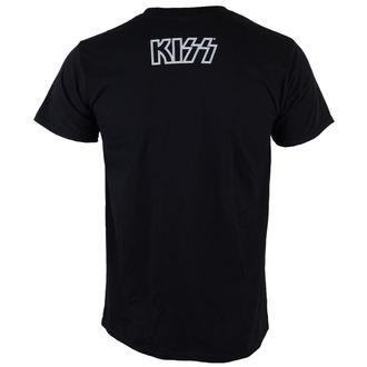 tričko pánské Kiss - Gene Face - LIVE NATION, LIVE NATION, Kiss