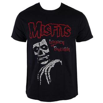 tričko pánské Misfits - Legacy Of Brutality - LIVE NATION, LIVE NATION, Misfits