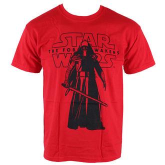 tričko pánské STAR WARS VII - Kylo Ren Standing Fotl - LIVE NATION - PE12620TSCP