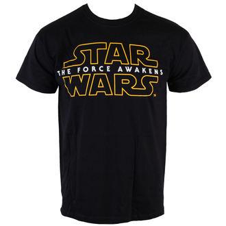 tričko pánské STAR WARS VII - Logo Fotl- LIVE NATION