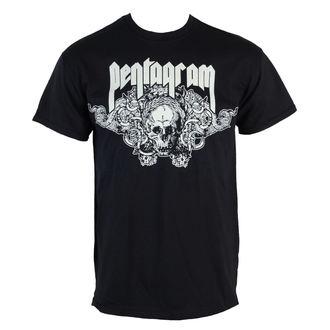 tričko pánské Pentagram - Skull - RAZAMATAZ, RAZAMATAZ, Pentagram