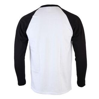 tričko pánské s dlouhým rukávem Death - Logo Baseball - RAZAMATAZ, RAZAMATAZ, Death