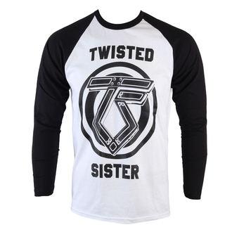 tričko pánské s dlouhým rukávem Twisted Sister - Logo - RAZAMATAZ, RAZAMATAZ, Twisted Sister