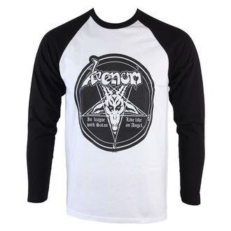tričko pánské s dlouhým rukávem Venom - In League With Satan - RAZAMATAZ - CL1927