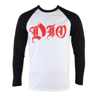 tričko pánské s dlouhým rukávem Dio - Logo - RAZAMATAZ, RAZAMATAZ, Dio