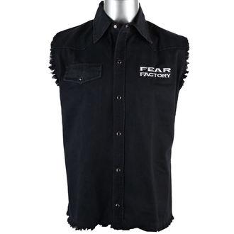 košile pánská bez rukávů (vesta) Fear Factory - Demanufacture - RAZAMATAZ