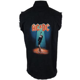 košile pánská bez rukávů (vesta) AC/DC - Let There Be Rock - RAZAMATAZ, RAZAMATAZ, AC-DC