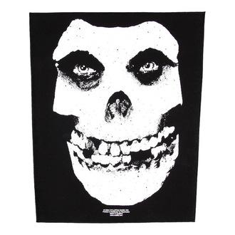 nášivka velká Misfits - Face Skull - RAZAMATAZ, RAZAMATAZ, Misfits