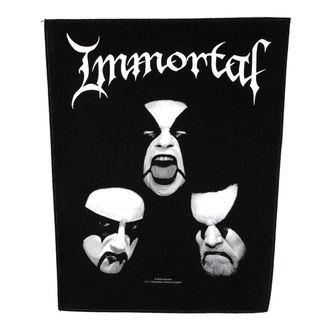 nášivka velká Immortal - Blashyrkh - RAZAMATAZ, RAZAMATAZ, Immortal