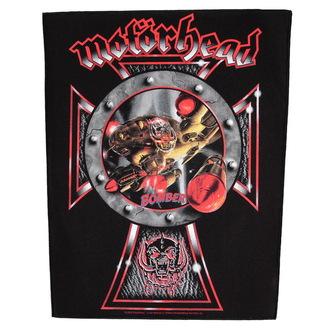 nášivka velká Motörhead - Bomber - RAZAMATAZ, RAZAMATAZ, Motörhead