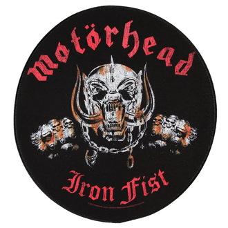 nášivka velká Motörhead - Iron Fist - RAZAMATAZ, RAZAMATAZ, Motörhead