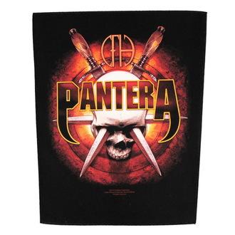 nášivka velká Pantera - Skull Knives - RAZAMATAZ, RAZAMATAZ, Pantera