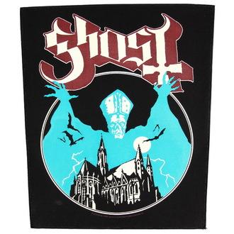 nášivka velká Ghost - Opus Eponymous - RAZAMATAZ, RAZAMATAZ, Ghost