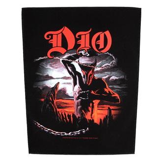 nášivka velká Dio - Holy Diver - RAZAMATAZ, RAZAMATAZ, Dio